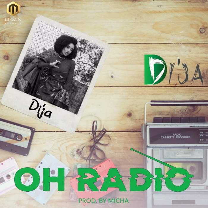 Di'Ja - Oh Radio (Alternate Version)