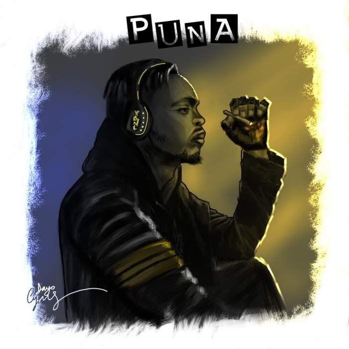 Olamide - Puna (Freestyle)
