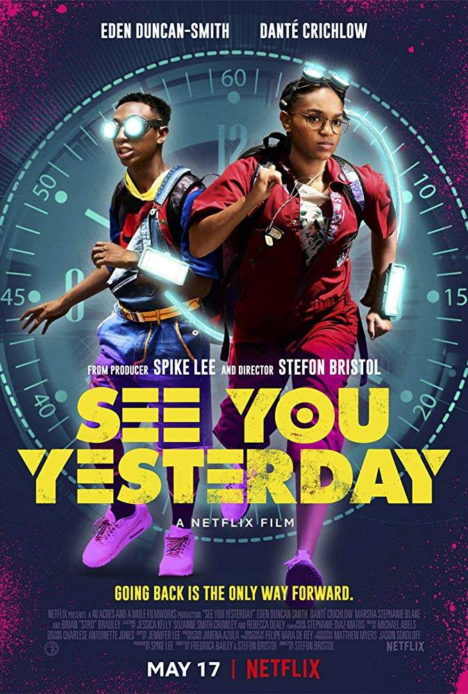 FRESH MOVIE :See You Yesterday (2019)