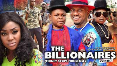 Nollywood Movie: The Billionaires (2018)  (Parts 1, 2, 3 & 4)