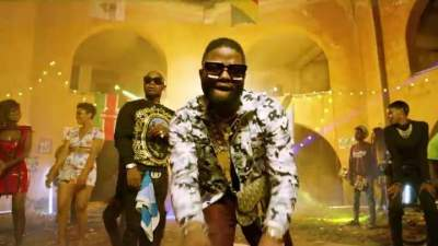 Video: Skales - Oyoyo (feat. Harmonize)