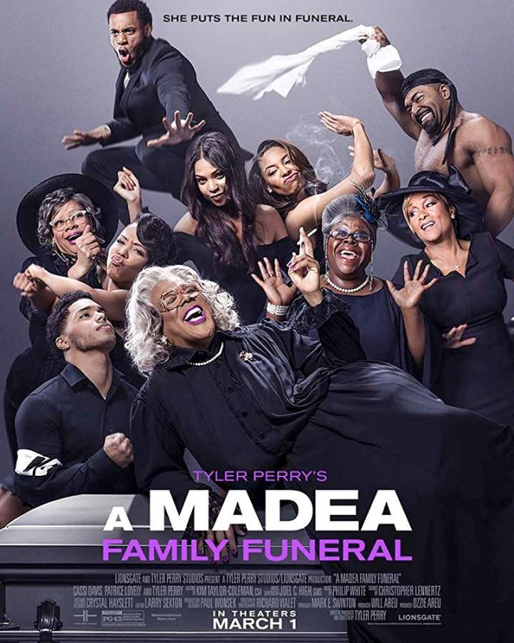 FRESH MOVIE :A Madea Family Funeral (2019)