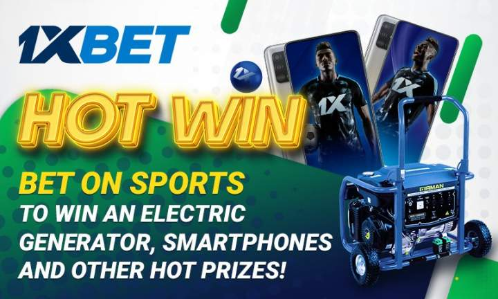 Win More at 1xBet with the Hot Win Promotion