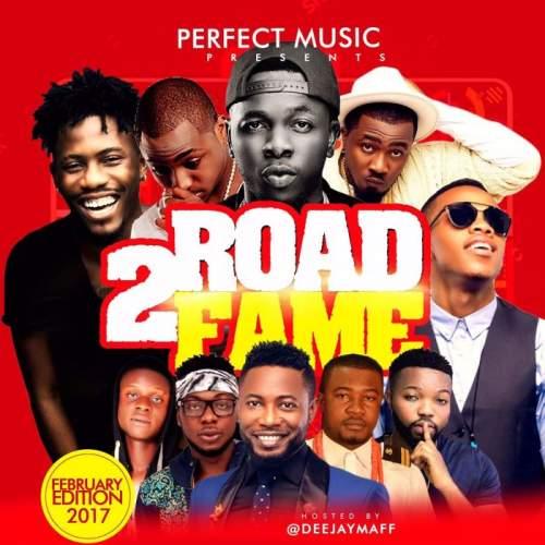 DJ Maff - Road 2 Fame Mix (February 2017 Edition)
