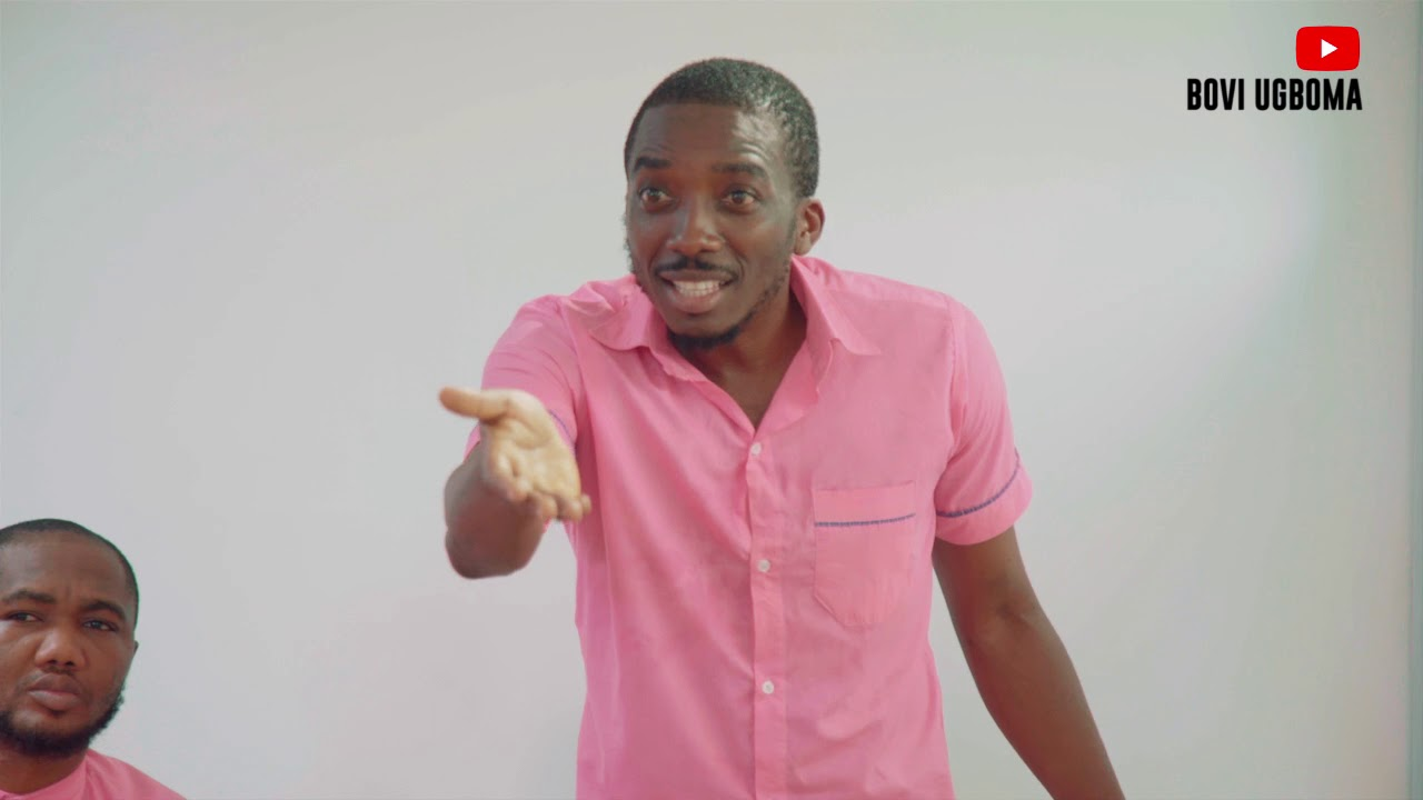 Bovi Back to School Series - Episode 13 (The Fight)