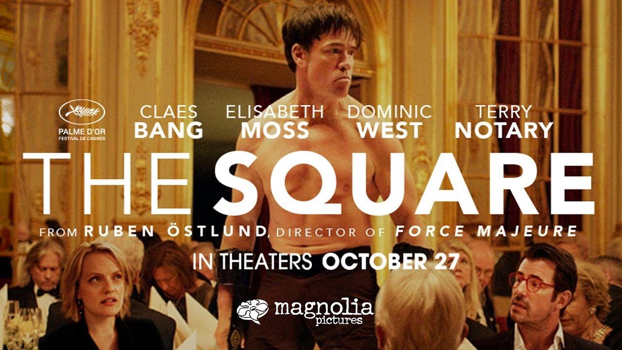 The Square (2017) [Swedish]