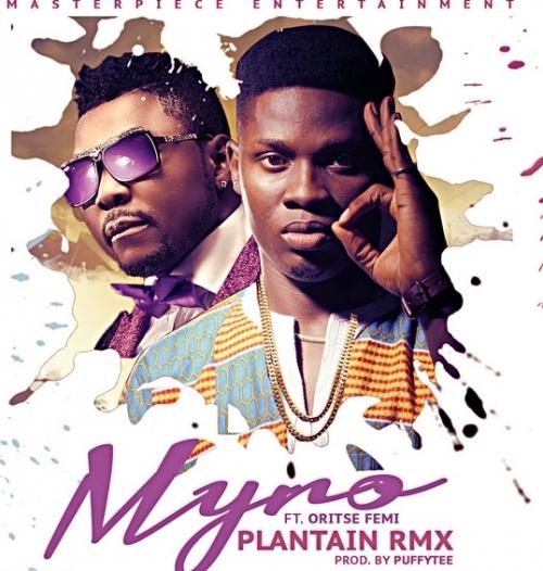 Myro - Plantain (Remix) (feat. Oritse Femi)