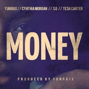 KKTBM - Money (ft. Ying6ix, Cynthia Morgan, SD & Tesh Carter)