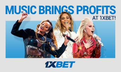 Turn Your Music Knowledge into Profit at 1xBet!