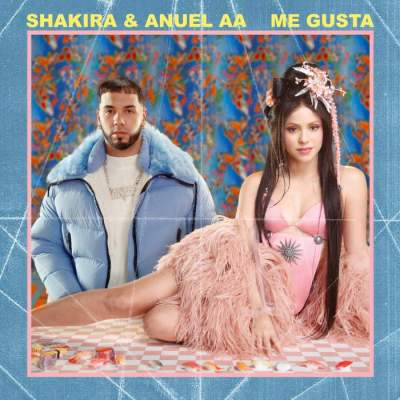 Music: Shakira & Anuel AA - Me Gusta