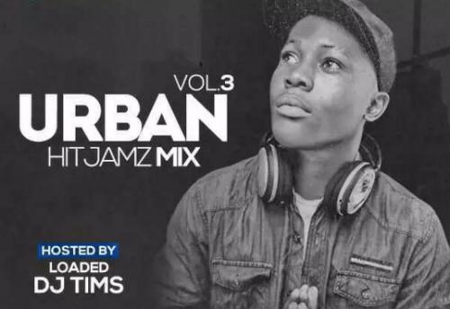 DJ Tims - Urban Hitjamz Mix (Vol. 3)