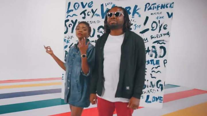 Cobhams Asuquo - We Plenti (feat. Simi)