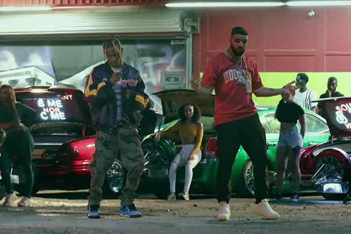 Travis Scott - Sicko Mode (feat. Drake)