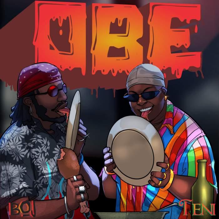 BOJ - Obe (Stew) (feat. Teni)
