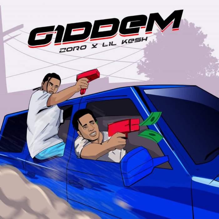 Zoro - Giddem (feat. Lil Kesh)