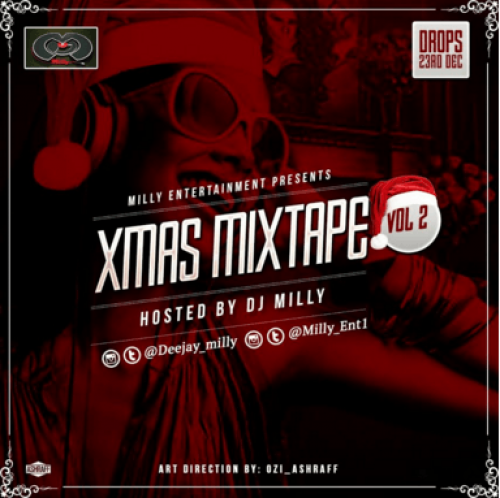 DJ Milly - Xmas Mix (Vol. 2)