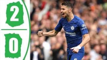 Video: Chelsea 2 - 0 Brighton (Sep-28-2019) Premier League Highlights