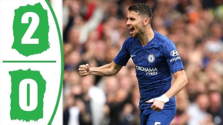 Chelsea 2 - 0 Brighton (Sep-28-2019) Premier League Highlights
