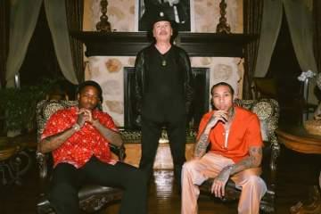 Video: Tyga, YG & Santana - MAMACITA