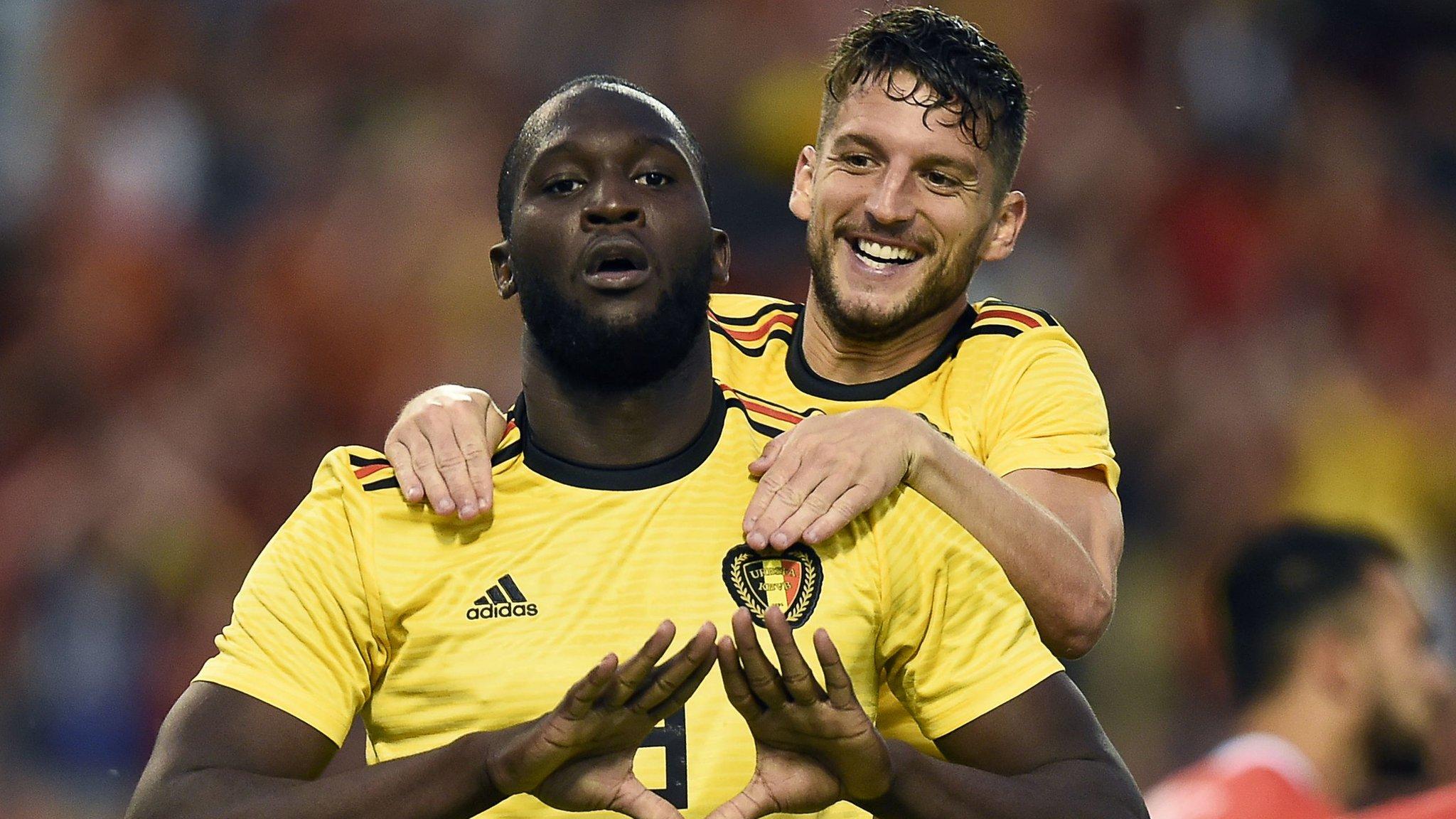 Lukaku, Batshuayi Score as Belgium Beat Costa Rica 4 - 1 in Final Pre-World Friendly (Highlights)
