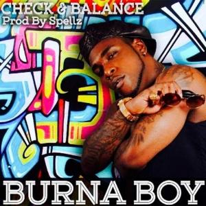 Burna Boy - Check and Balance