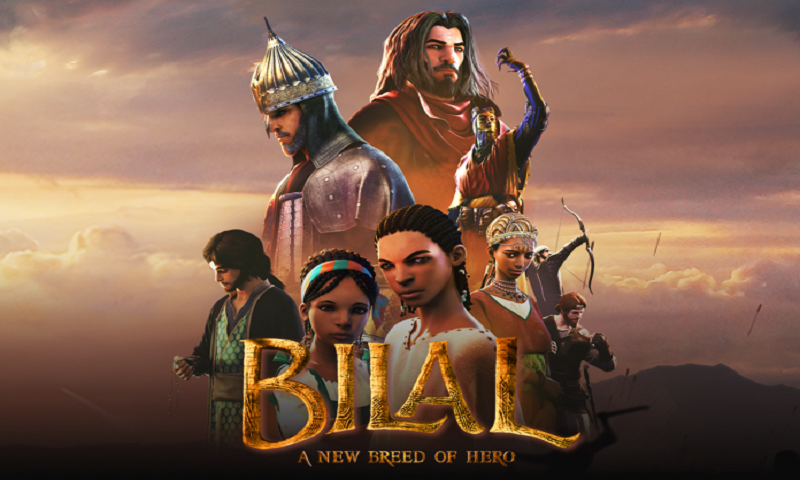 Bilal: A New Breed of Hero (2018)
