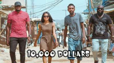Comedy Skit: YAWA - Ten Thousand Dollars (Episode 25)