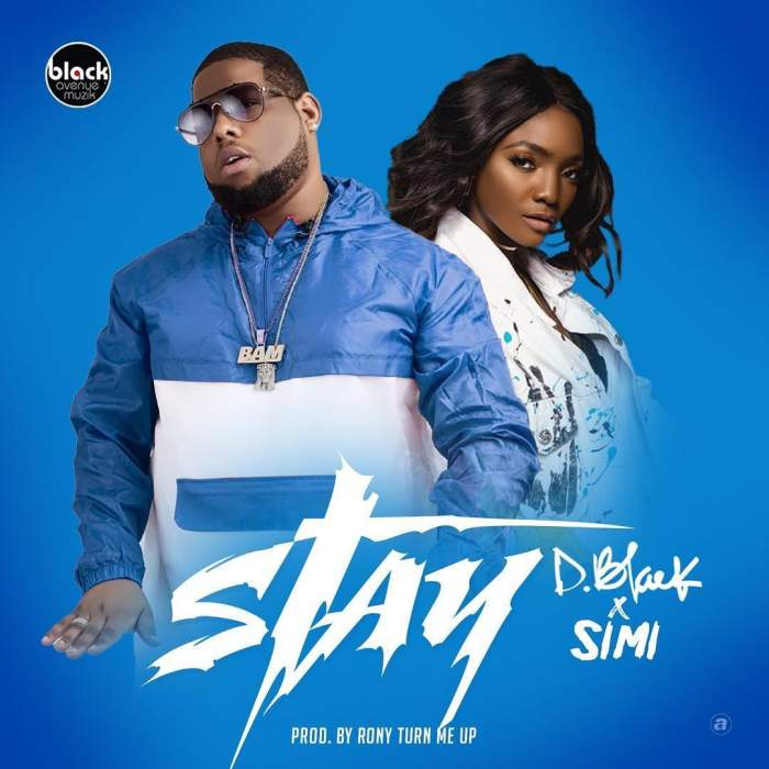 D-Black - Stay (feat. Simi)