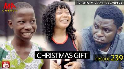 Comedy Skit: Mark Angel Comedy - Christmas Gift (Episode 239)