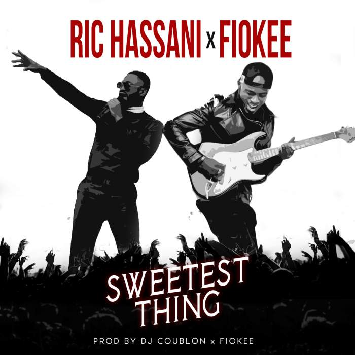 Ric Hassani & Fiokee - Sweetest Thing