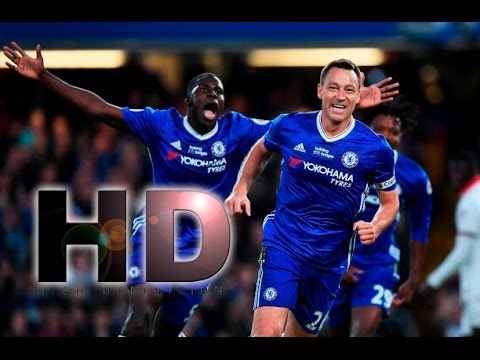 Chelsea 4 - 3 Watford (May-15-2017) Premier League Highlights