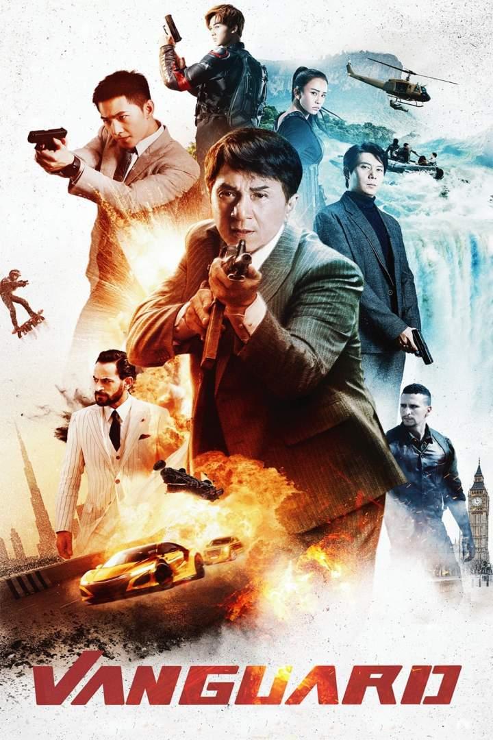 Vanguard Full Chinese Movie (2020) - Jackie Chan