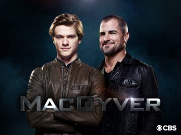 New Episode: MacGyver Season 3 Episode 15 - K9 + Smugglers + New Recruit