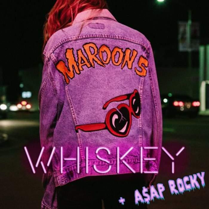 Maroon 5 - Whiskey (feat. ASAP Rocky)