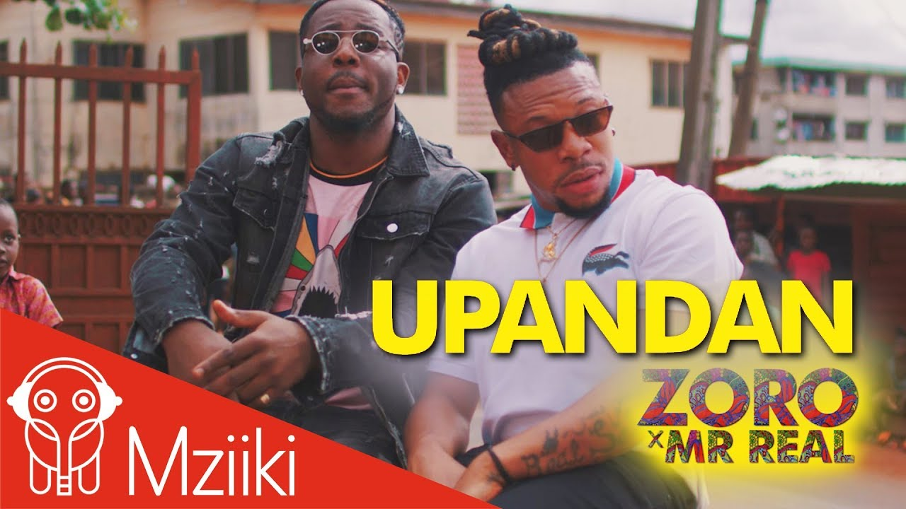 Zoro - Upandan (feat. Mr Real)
