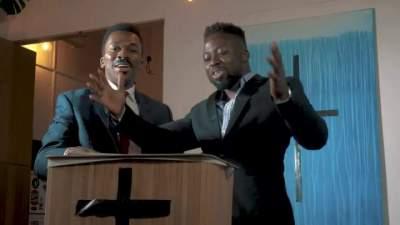 Comedy Skit: Twyse Ereme & KlintonCod - Endtime Church