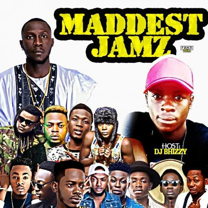 DJ Bhizzy - Maddest Jam Mix (Part 2)