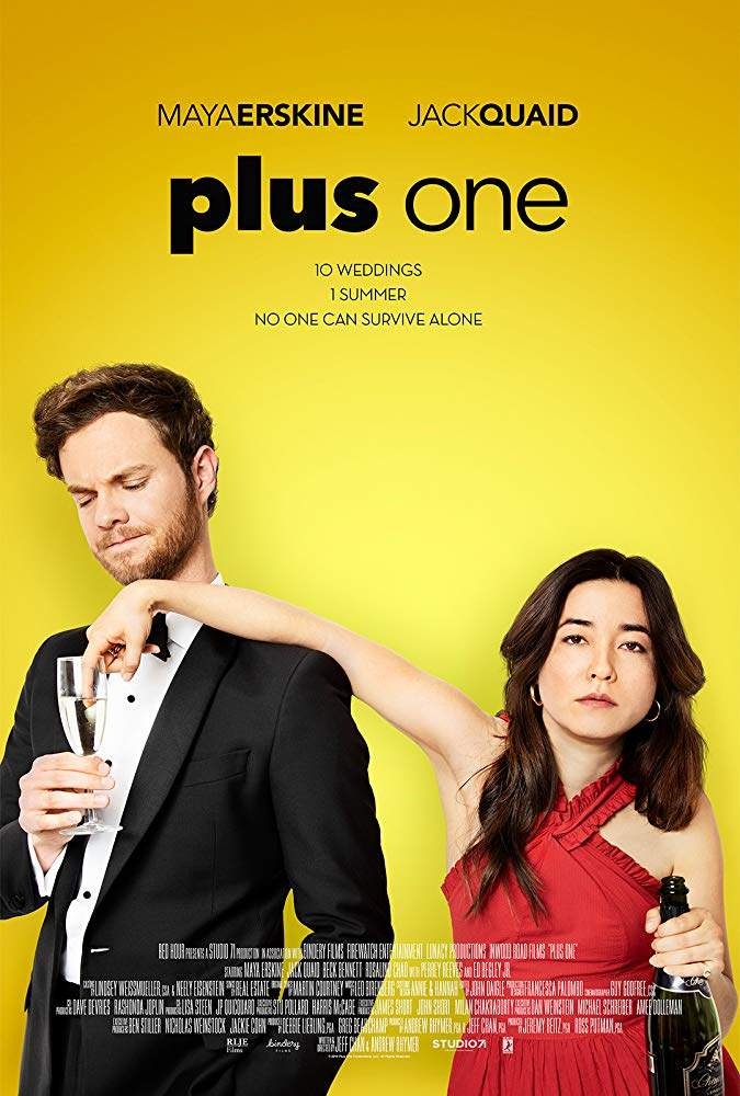 MOVIE : Plus One