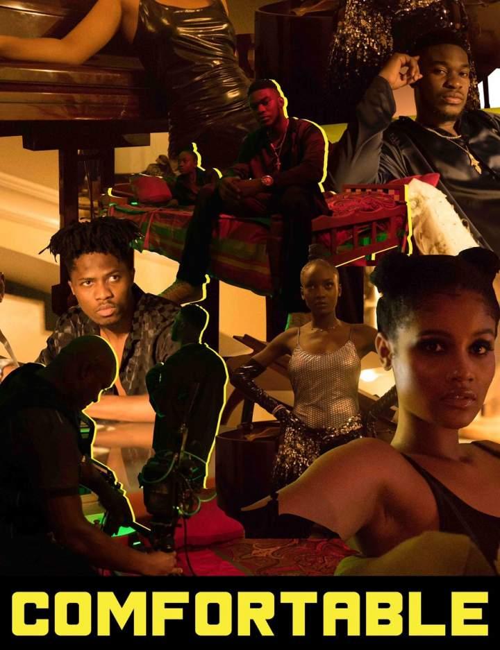 Nonso Amadi - Comfortable (feat. Kwesi Arthur)