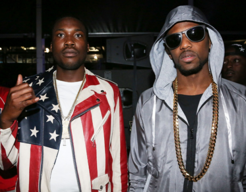 Meek Mill - All The Way Up (Remix) (ft. Fabolous)