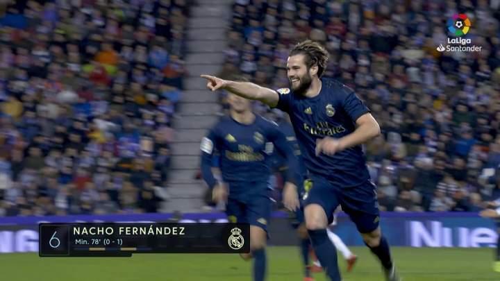 Valladolid 0 - 1 Real Madrid (Jan-27-2020) LaLiga Highlights