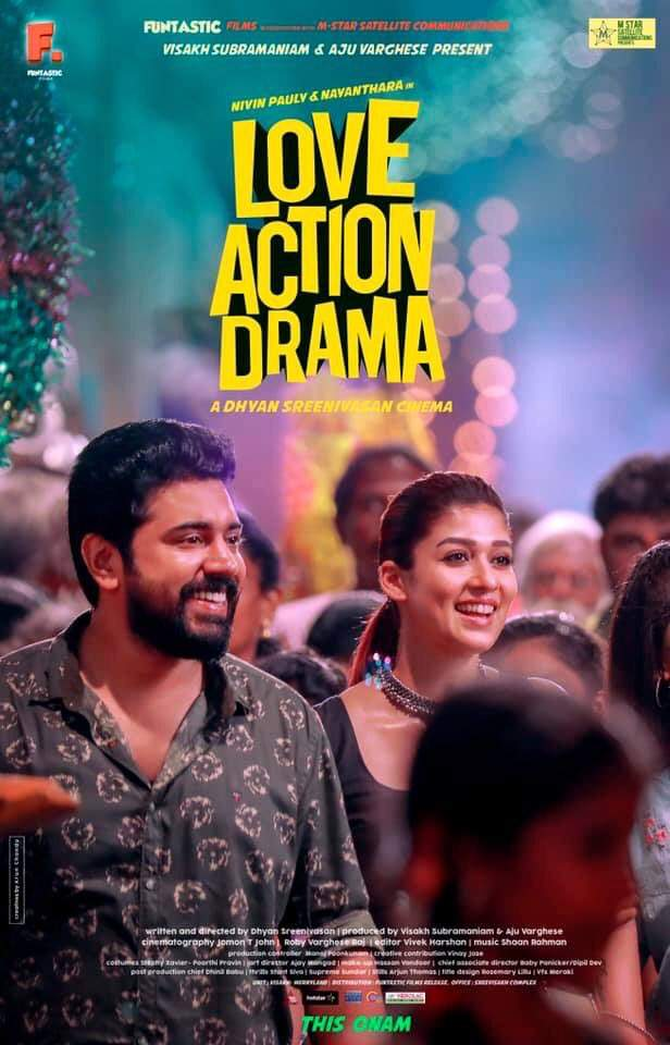 Love Action Drama (2019) [Indian]
