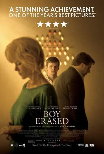 Movie: Boy Erased (2018)