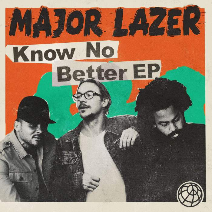 Major Lazer - Particula (feat. Jidenna, Patoranking, Nasty C & Ice Prince)