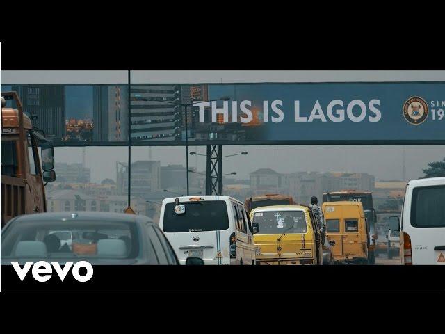 HumbleSmith - Beautiful Lagos [Starr. Francis Odega]