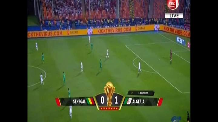 Senegal 0 - 1 Algeria (Jul-19-2019) Africa Cup of Nations Highlights
