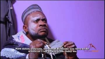 Yoruba Movie: ELIZA (2019)