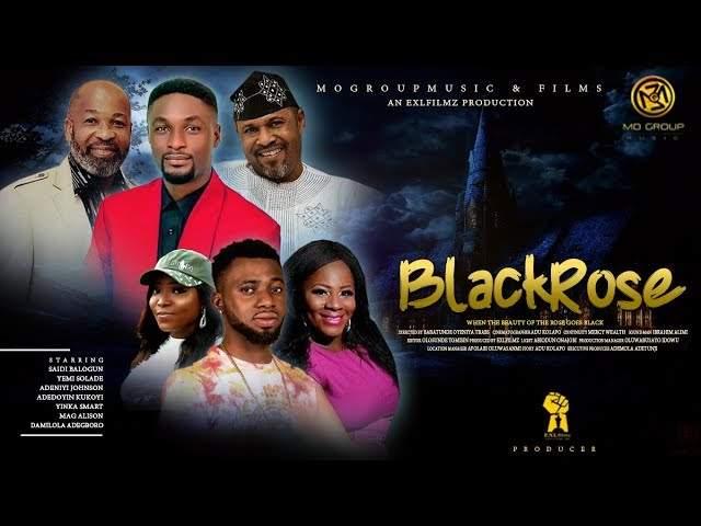 Black Rose (2019)