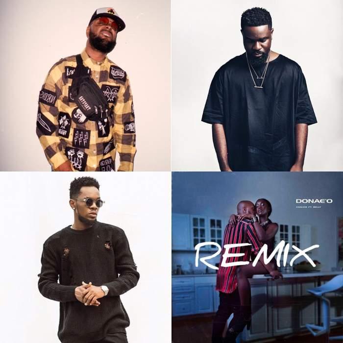 Donae'O - Chalice (African Remix) (feat. Patoranking & Sarkodie)