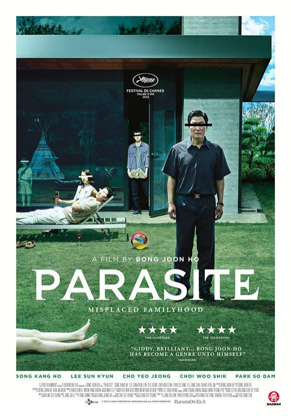 Parasite (2019) [Korean]